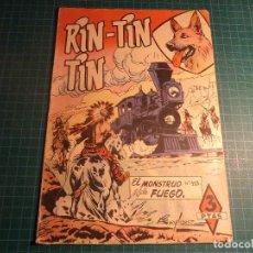 Tebeos: RIN-TIN-TIN. Nº 115. MARCO. (M-3).. Lote 198021091