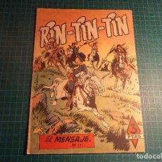 Tebeos: RIN-TIN-TIN. Nº 175. MARCO. (M-3).. Lote 198021141
