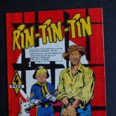 Tebeos: RIN TIN TIN Nº 251 DE KIOSKO. EDITORIAL OLIVÉ Y HONTORIA MARCO. Lote 198361917