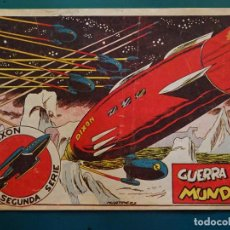 Tebeos: COMIC TEBEO. RED DIXON 2ª SERIE 1955 MARCO. RED DIXON Nº 42 GUERRA DE MUNDOS. Lote 198660976