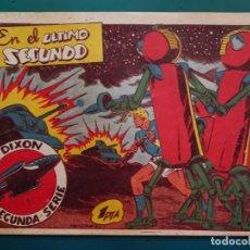 Tebeos: COMIC TEBEO. RED DIXON 2ª SERIE 1955 MARCO. RED DIXON Nº 39 EN EL ÚLTIMO SEGUNDO. Lote 198661088