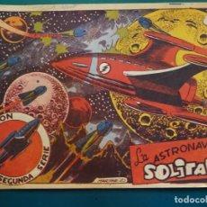 Tebeos: COMIC TEBEO. RED DIXON 2ª SERIE 1955 MARCO. RED DIXON Nº 29 LA ASTRONAVE SOLITARIA. Lote 198661368