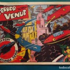 Tebeos: COMIC TEBEO. RED DIXON 2ª SERIE 1955 MARCO. RED DIXON Nº 27 TERROR SOBRE VENUS. Lote 198661435