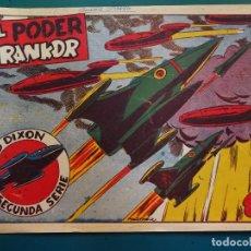 Tebeos: COMIC TEBEO. RED DIXON 2ª SERIE 1955 MARCO. RED DIXON Nº 26 EL PODER DE RANKOR. Lote 198661473