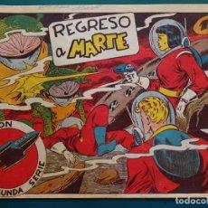 Tebeos: COMIC TEBEO. RED DIXON 2ª SERIE 1955 MARCO. RED DIXON Nº 20 REGRESO A MARTE. Lote 198661657