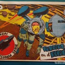 Tebeos: COMIC TEBEO. RED DIXON 2ª SERIE 1955 MARCO. RED DIXON Nº 16 PERDIDO EN EL ESPACIO. Lote 198661885