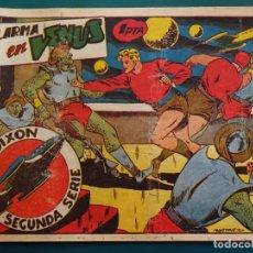 Tebeos: COMIC TEBEO. RED DIXON 2ª SERIE 1955 MARCO. RED DIXON Nº 15 ALARMA EN VENUS. Lote 198661898