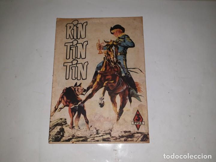RIN TIN TIN N.34 (Tebeos y Comics - Marco - Rin-Tin-Tin)