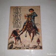 Tebeos: RIN TIN TIN N.34. Lote 199726317