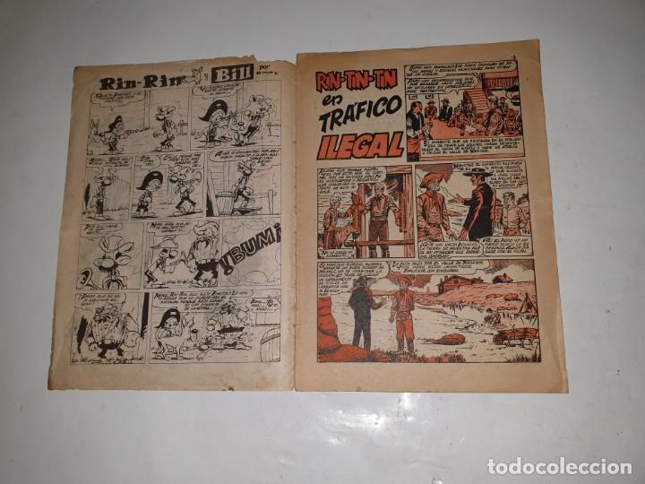 Tebeos: Rin tin tin n.34 - Foto 2 - 199726317