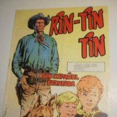 BDs: RIN TIN TIN Nº 256 UN ESPAÑOL EN LA FRONTERA. OLIVE Y HONTORIA 1958 (BUEN ESTADO). Lote 200381121