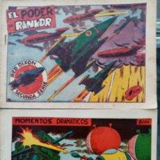 Tebeos: LOTE DE 4 RED DIXON SEGUNDA SERIE. Lote 205119988