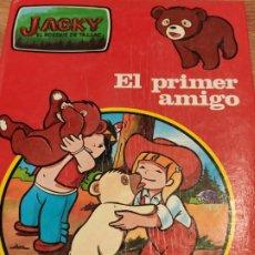 Tebeos: COMIC JACKY Y NUCA, EL BOSQUE DE TALLAC, EL PRIMER AMIGO 1979. Lote 205267330
