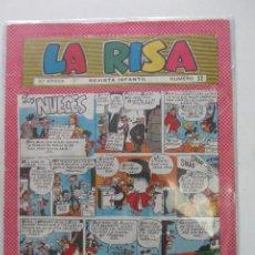 Tebeos: LA RISA Nº 32 TERCERA EPOCA (ED. MARCO) BUEN ESTADO E2. Lote 205530602