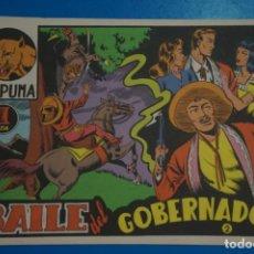 Tebeos: COMIC DE EL PUMA EL BAILE DEL GOBERNADOR Nº 2 EDITORIAL MARCO*** LOTE 20 A. Lote 207197011
