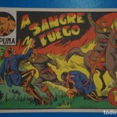 Giornalini: COMIC DE EL PUMA A SANGRE Y FUEGO Nº 3 EDITORIAL MARCO*** LOTE 20 A. Lote 207197132