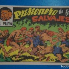 Giornalini: COMIC DE EL PUMA PRISIONERO DE LOS SALVAJES Nº 5 EDITORIAL MARCO*** LOTE 20 A. Lote 207197210