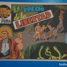 Giornalini: COMIC DE EL PUMA EL PRECIO DE LA LIBERTAD Nº 6 EDITORIAL MARCO*** LOTE 20 A. Lote 207197300