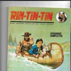 Tebeos: RIN - TIN - TIN AÑO 1972 LOTE DE 5 TEBEOS ORIGINALES SON LOS Nº 2 - 4 - 6 - 7 - 14 NUEVOS. Lote 207485823