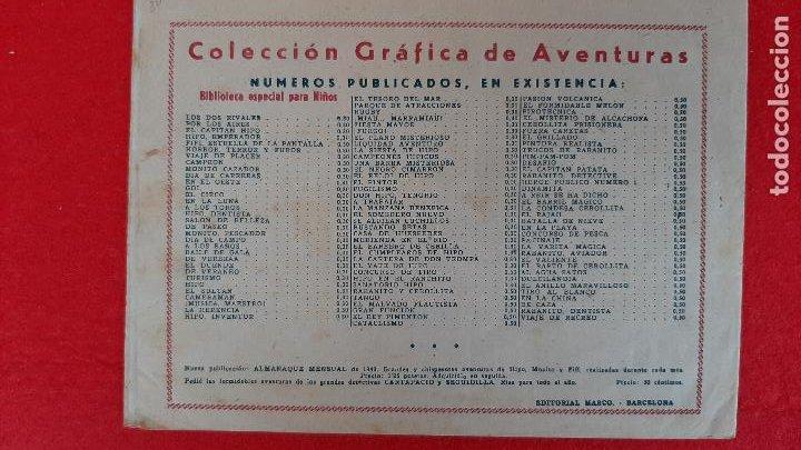 Tebeos: HIPO MONITO Y FIFI SANATORIO HIPO ORIGINAL CT1 - Foto 2 - 209607990