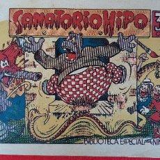 Tebeos: HIPO MONITO Y FIFI SANATORIO HIPO ORIGINAL CT1. Lote 209607990