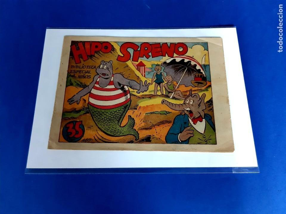 HIPO SIRENO -EDITORIAL MARCO-BUEN ESTADO (Tebeos y Comics - Marco - Hipo (Biblioteca especial))