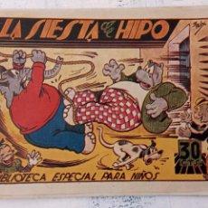 Tebeos: BIBLIOTECA ESPECIAL PARA NIÑOS, HIPO ORIGINAL - LA SIESTA DE HIPO, MUY BUEN ESTADO. Lote 209630661