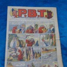 Tebeos: PBT AÑO II - EDITORIAL MARCO AÑO 1936 -- NUMERO 83. Lote 210451528
