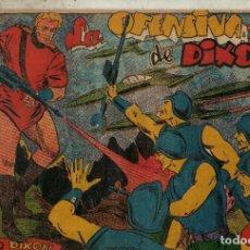 Tebeos: RED DIXON 1ª LOTE ( 10 ) ORIGINALES. Lote 210606668