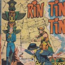Tebeos: RIN TIN TIN: NUMERO 57. EN PODER DE LOS INDIOS NAVAJOS , EDITORIAL MARCO. Lote 233702355