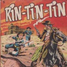 Tebeos: RIN TIN TIN: NUMERO 5. ASALTO FRUSTRADO , EDITORIAL MARCO. Lote 210819031