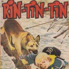 Tebeos: RIN TIN TIN: NUMERO 36. LA BATALLA DE FORT SUMMER , EDITORIAL MARCO. Lote 233702055