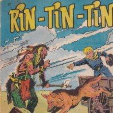 Tebeos: RIN TIN TIN: NUMERO 50.DONDE LAS DAN LAS TOMAN , EDITORIAL MARCO. Lote 250349670