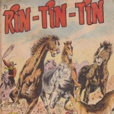 Tebeos: RIN TIN TIN: NUMERO 71. UN PUEBLO SIN LEY , EDITORIAL MARCO. Lote 233704295