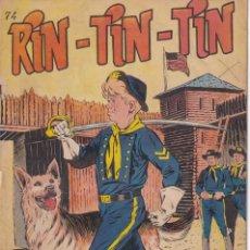 Tebeos: RIN TIN TIN: NUMERO 74. EL RANCHO DEL VIEJO FLOBERRY , EDITORIAL MARCO. Lote 233704190