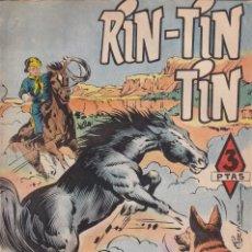 Tebeos: RIN TIN TIN: NUMERO 80. LADRONES DE CABALLOS , EDITORIAL MARCO. Lote 233704090