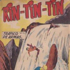 Tebeos: RIN TIN TIN: NUMERO 91. TRAFICO DE ARMAS , EDITORIAL MARCO. Lote 211487086