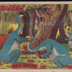 Tebeos: RED DIXON 1ª SERIE Nº 7: ALIADOS. Lote 212899355