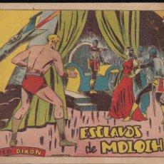 Tebeos: RED DIXON 1ª SERIE Nº 16: ESCLAVOS DE MOLOCH. Lote 212987722