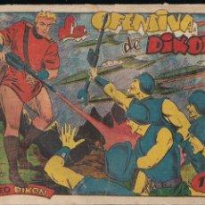 Tebeos: RED DIXON 1ª SERIE Nº 35: LA OFENSIVA DE DIXON. Lote 212987772