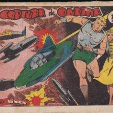 Tebeos: RED DIXON 1ª SERIE Nº 55: LA CAPTURA DE ONDINA. Lote 212988238