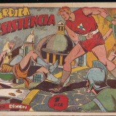 Tebeos: RED DIXON 1ª SERIE Nº 67: HEROICA RESISTENCIA. Lote 212988368
