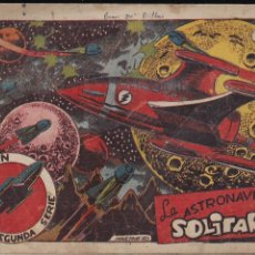 Tebeos: RED DIXON 2ª SERIE Nº 29: LA ASTRONAVE SOLITARIA. Lote 212988527