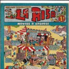 Tebeos: LA RISA, AÑOS 1952 - 1962 LOTE DE 90. TEBEOS SON ORIGINALES ESTA EL Nº 1 Y Nº 226.. Lote 213394252