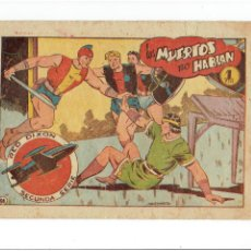 Tebeos: * RED DIXON * EDITORIAL MARCO 1955 * 2ª SERIE Nº 91 * ORIGINAL *. Lote 213829780