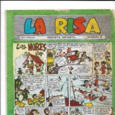 Tebeos: LA RISA, 3ª EPOCA AÑO 1965 LOTE DE 15. TEBEOS SON ORIGINALES SE VENDEN SUELTOS A 7 €. UNIDAD.. Lote 214012440