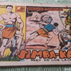 Tebeos: TEBEOS-COMICS GOYO - SIMBA KAN 39 - MARCO 1959 - ORIGINAL - AA98. Lote 214218433