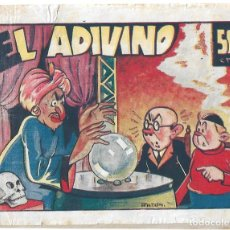 Tebeos: DON TRIQUI Nº 104, AMELLER 1943 - LEER DESCRIPCION Y VER FOTOS. Lote 214324513