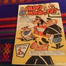 Tebeos: HIPO, MONITO Y FIFI Nº 1. GRÁFICAS MARCO 2 PTS.. Lote 215100256