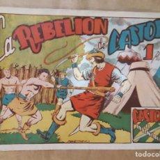 Tebeos: CASTOR EL INVENCIBLE - EDITORIAL MARCO / NÚMERO 34. Lote 215695028